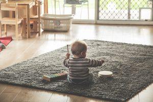 子供と楽器