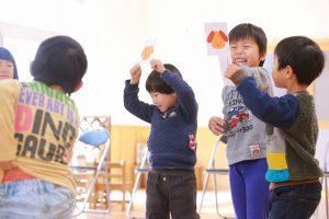子ども園でのリトミック